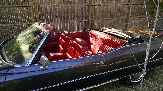 1973 Cadillac eldorado for: $6000