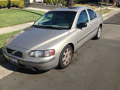 Volvo : S60 2.4T IN FAIR CONDITION REPAIRS NEEDED TAGS GOOD TILL SEPT