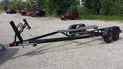Boat trailer 19-22' boat, twin axle.