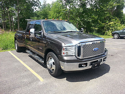 Ford : F-350 LARIAT 2006 ford f 350 f 350 deisel dually lariat