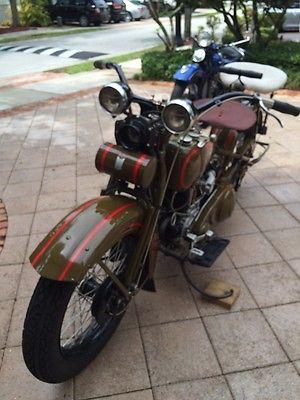 Harley-Davidson : Other 1930 harley davidson vl