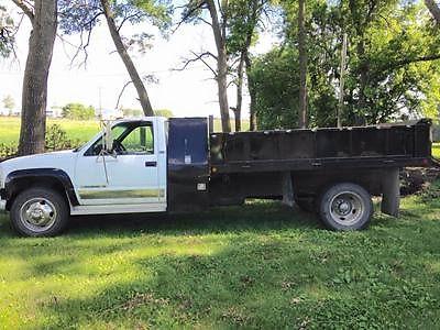 Chevrolet : C/K Pickup 3500 3500 HD 94 chevy 3500 hd dumptruck