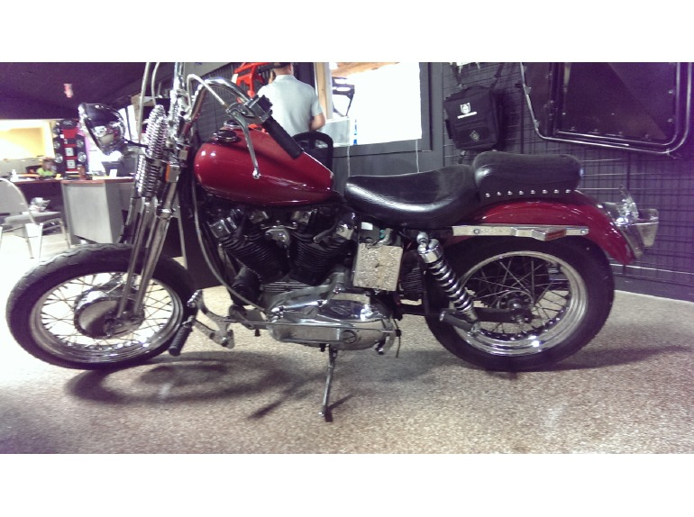 1976 Ironhead Sportster Motorcycles for sale