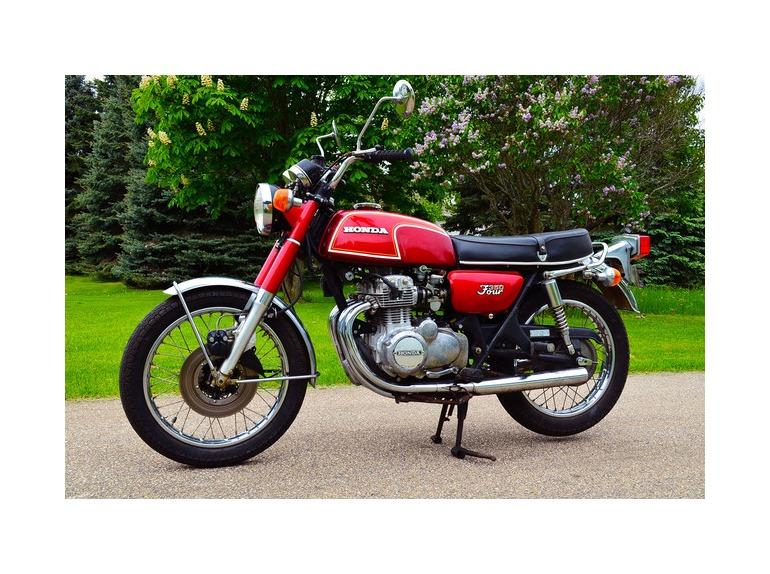 1973 Honda CB350F - Four