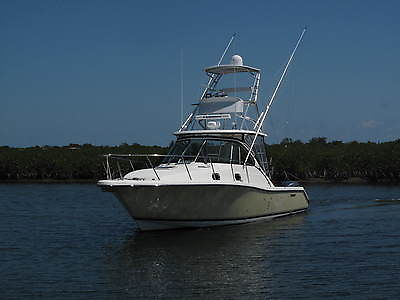 2006 Pursuit 3370 Sportfish