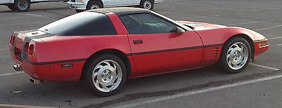 Chevrolet : Corvette Base Hatchback 2-Door 1992 chevrolet corvette