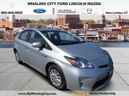 2012 Toyota Prius Plug-in New London, CT