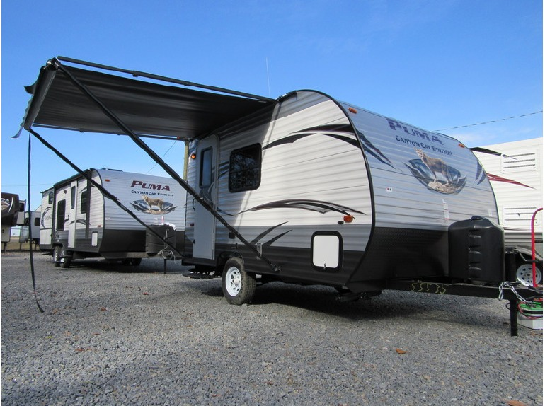2016 Palomino Puma Travel Trailer 12 RBC