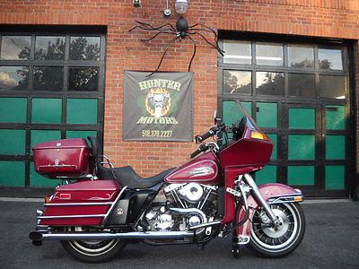 Harley-Davidson : Touring 1980 harley davidson amf flt 80 tourglide original paint matching numbers 35 k
