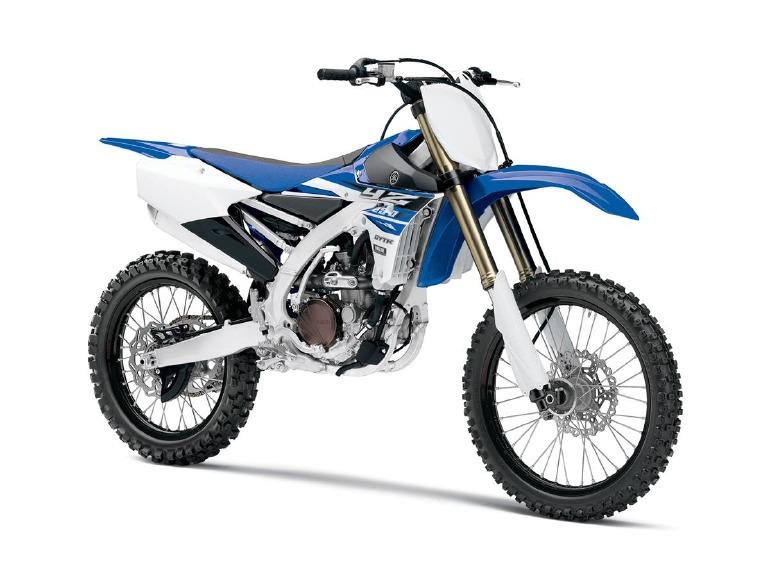 2015 Yamaha YZ250FFL