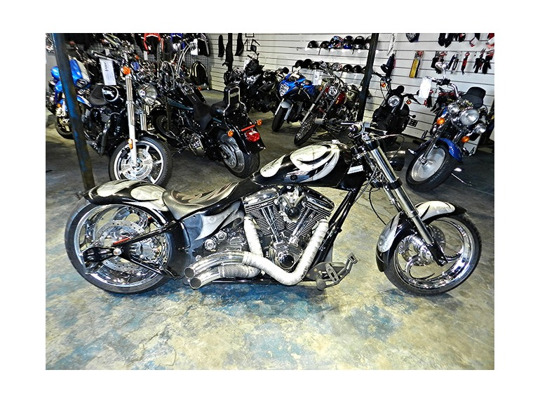 2009 Aspt Custom Chopper CUSTOM CHOPPER