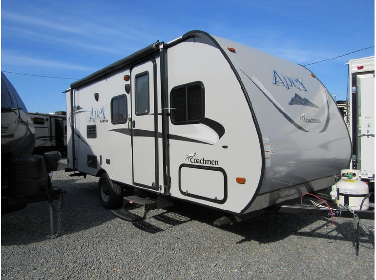 2016 Coachmen Apex 193BHS