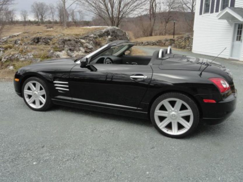 2005 chrysler crossfire cars for sale. Black Bedroom Furniture Sets. Home Design Ideas