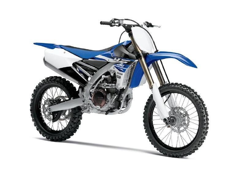 2015 Yamaha YZ450FFL