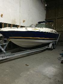 2003 Monterey 268SS