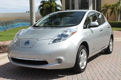 Nissan : Other SL 2011 nissan leaf sl