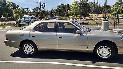 Lexus : LS Platinum Series 2000 lexus ls 400 platinum series base sedan 4 door 4.0 l