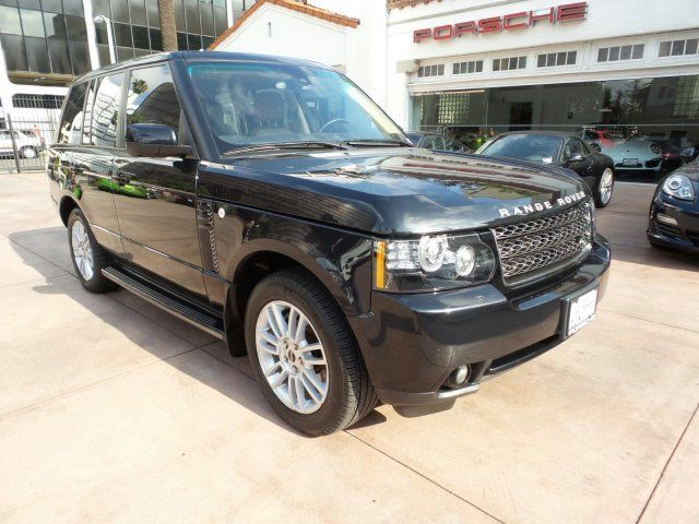 Land Rover : Range Rover HSE