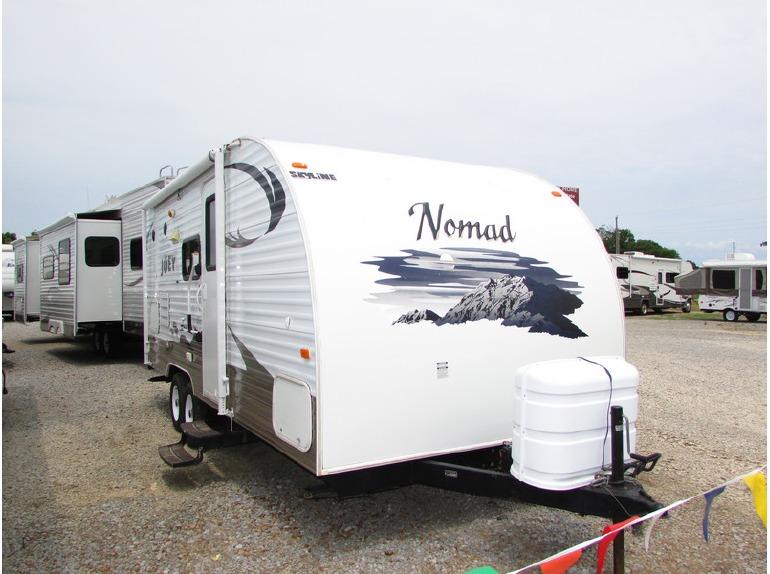 2011 Skyline Nomad Select 204 Travel Trailer