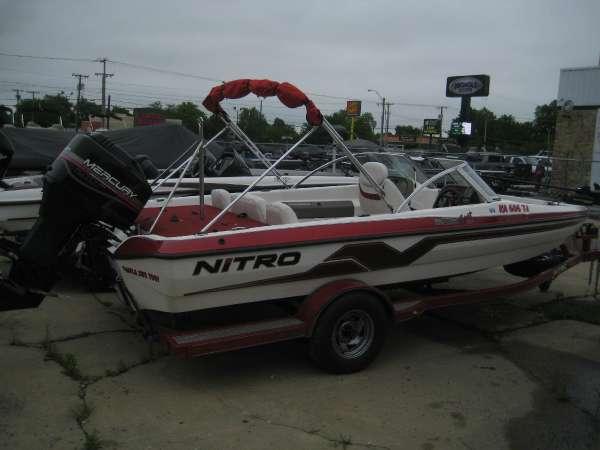 1990 Nitro 205 Sport Boats For Sale