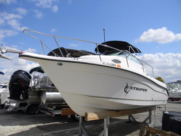 2006 Striper - Sea Swirl 2101 Walkaround OB