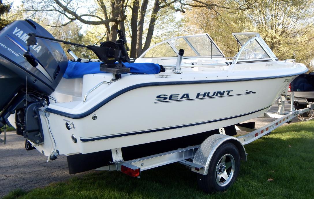 2006 Sea Hunt 186 Escape
