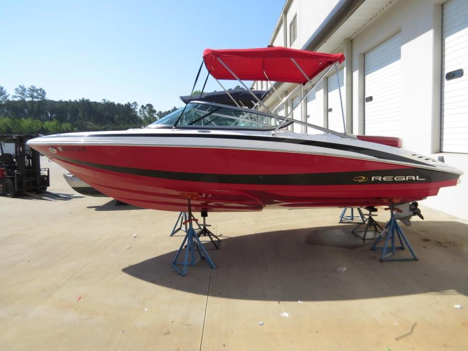 2011 Regal MARINE 2100 FASTRAC