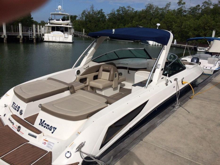 2013 Sea-Ray 300 SLX