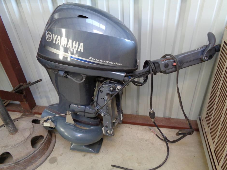 2012 Yamaha 40-30 JET