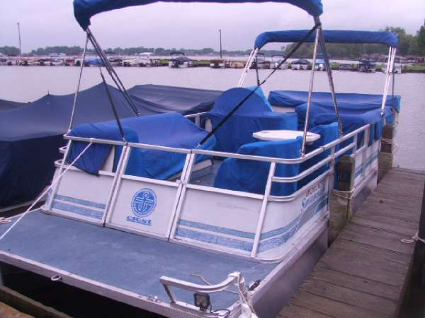 Pontoon boats for sale in ohio for Yamaha outboards savannah ga