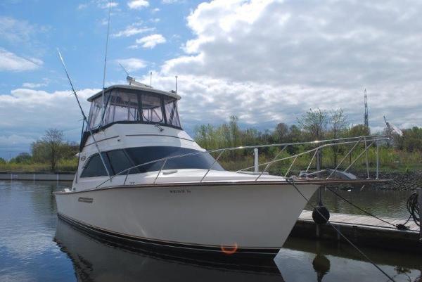 1990 Ocean Yachts 38 SS