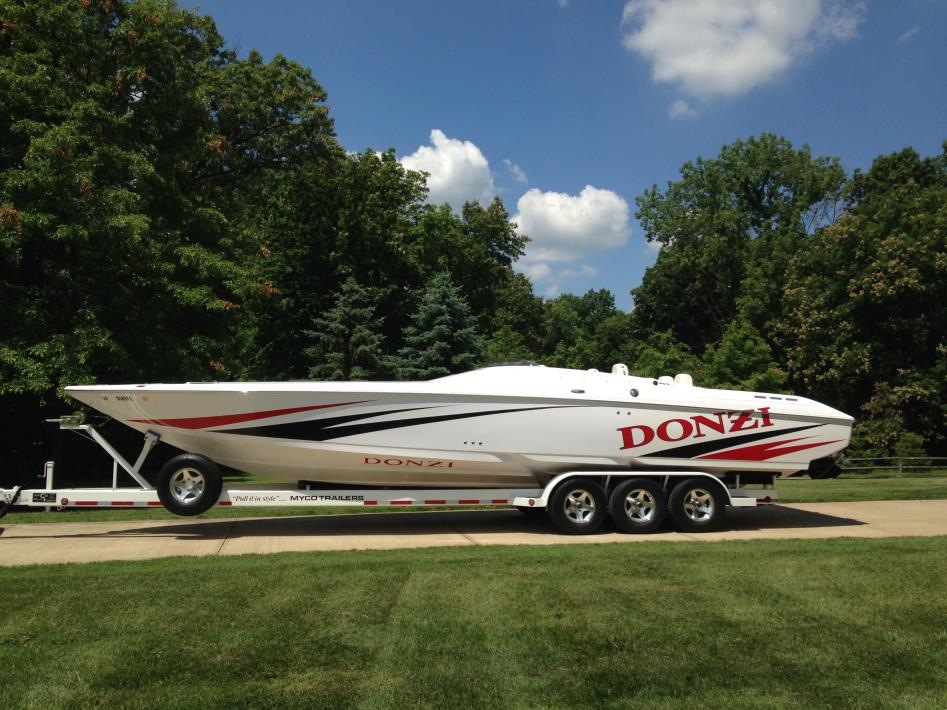 Donzi boats for sale in Ohio
