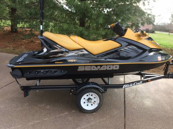 2006 Sea-Doo RXT 215