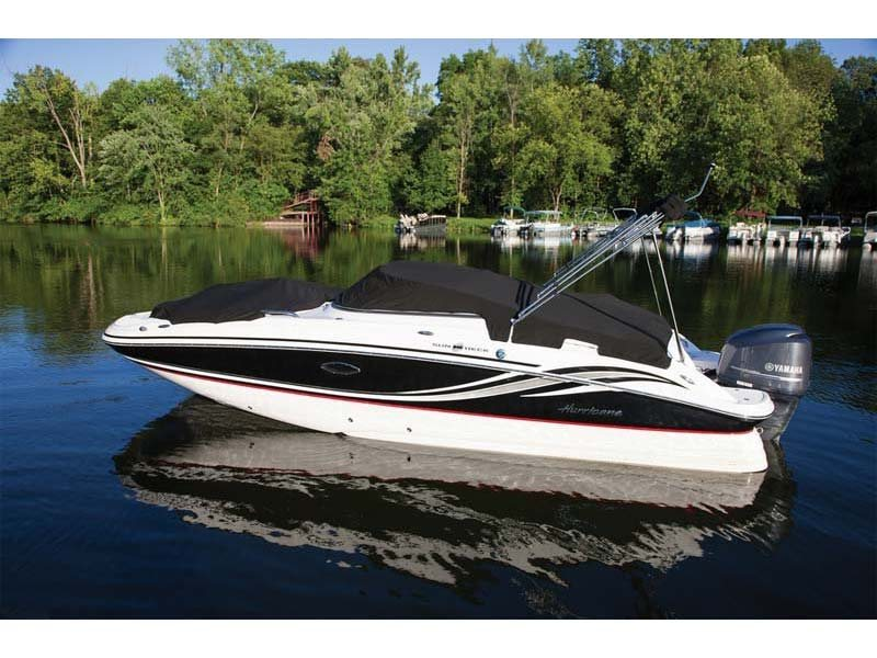 2014 HURRICANE BOATS SD 2400 OB