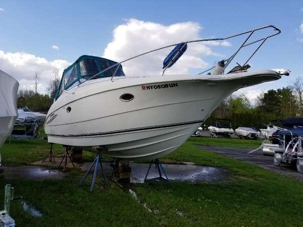 1996 Silverton 271 Cruiser