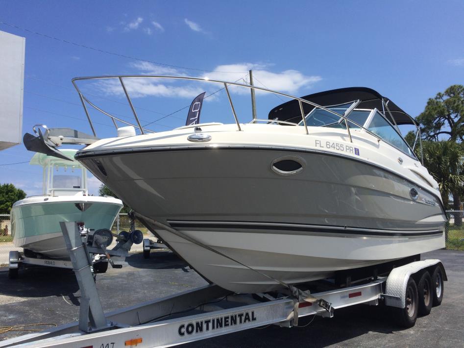 2012 Monterey 260 SCR