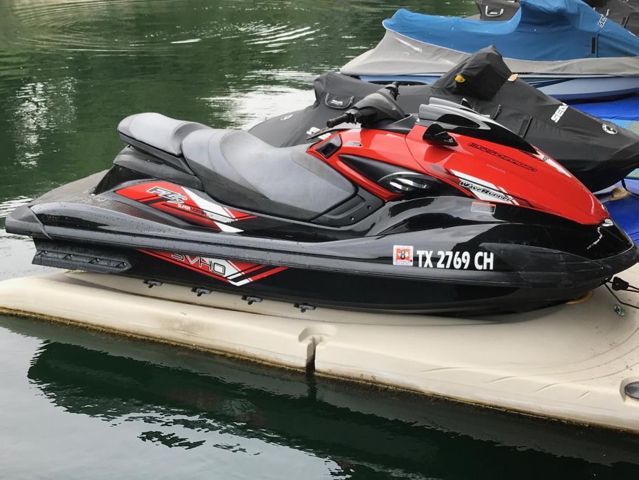 2014 Yamaha FZS SVHO