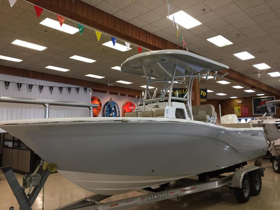 2017 Sea Fox 249 Avenger