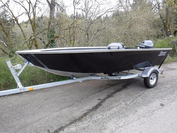 2016 RH Boats Pro V 14