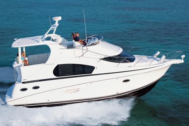 2017 Silverton 35 Motor Yacht