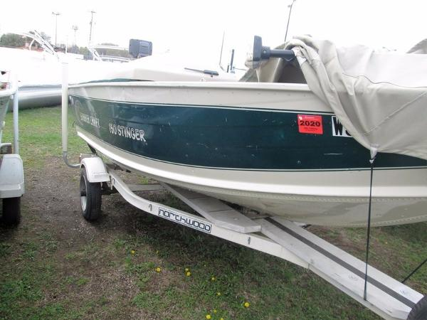 1998 Smoker Craft 150 Stinger