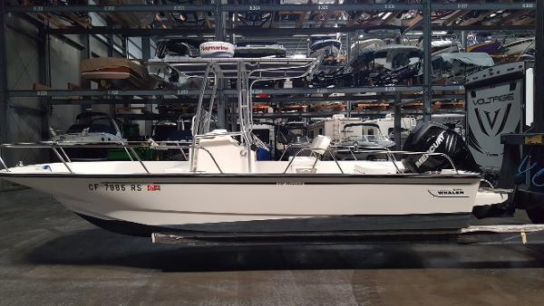 2012 Boston Whaler Montauk 21 CC