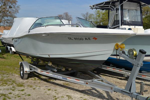 2013 Tidewater 196 Dual Console
