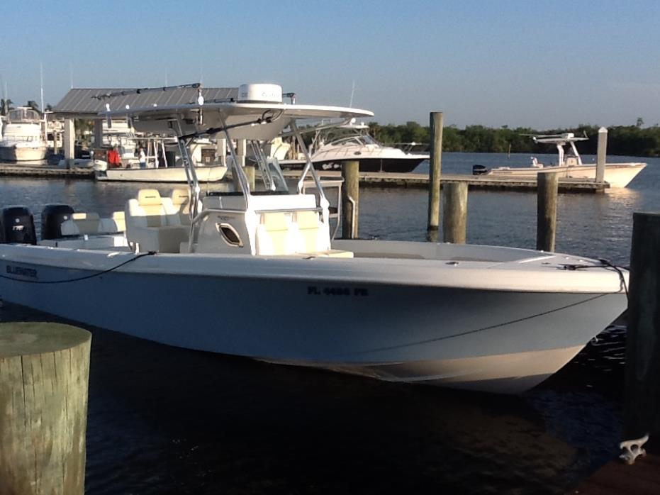 2011 Bluewater 2550