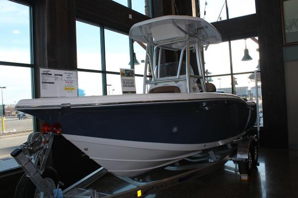 2017 Tidewater 210LXF