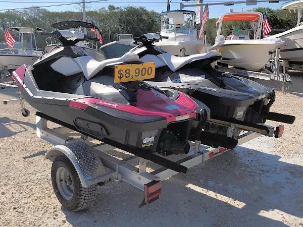 2015 Sea-Doo Spark 2up
