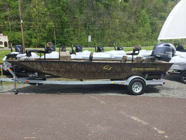 2017 G3 BOATS Gator Tough 20 CCJ