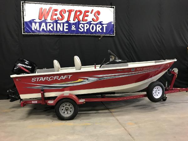 Starcraft 1600 Boats For Sale