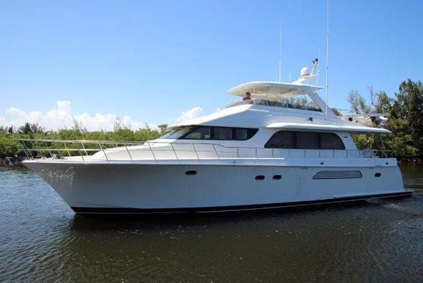2005 Cheoy Lee Motor Yacht