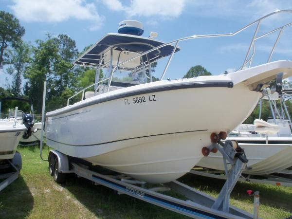 2002 Boston Whaler 26 Outrage